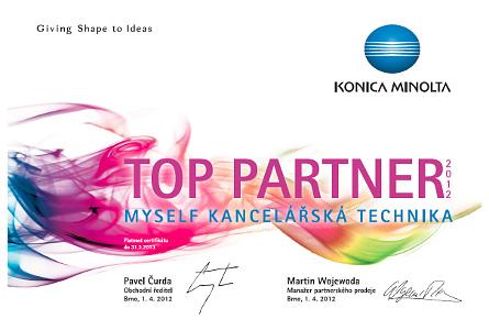 Top Partner 2012
