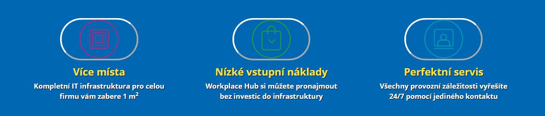Workplace Hub, zařízení all-in-one