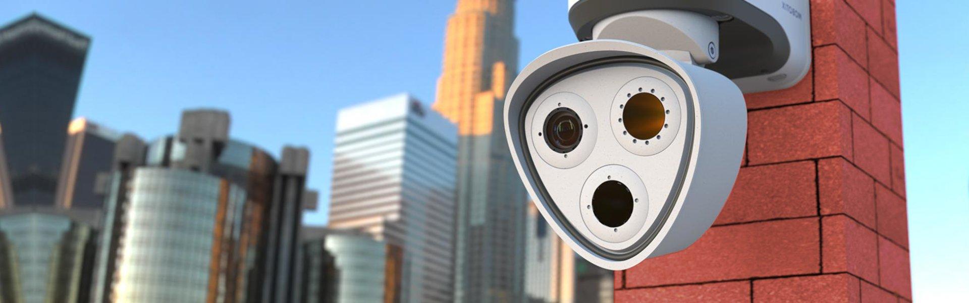 Kamerové systémy MOBOTIX: